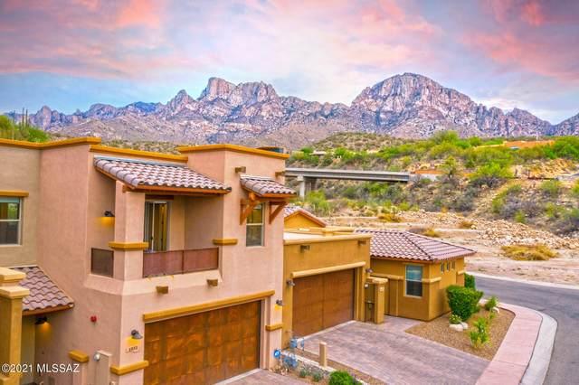 1833 E Vico Bella Luna, Tucson, AZ 85737 (#22109932) :: The Local Real Estate Group | Realty Executives