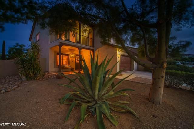 513 W Camino Tunera, Sahuarita, AZ 85629 (MLS #22109939) :: The Property Partners at eXp Realty