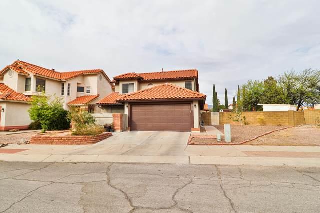 7893 S Castle Bay Street, Tucson, AZ 85747 (#22109940) :: Kino Abrams brokered by Tierra Antigua Realty