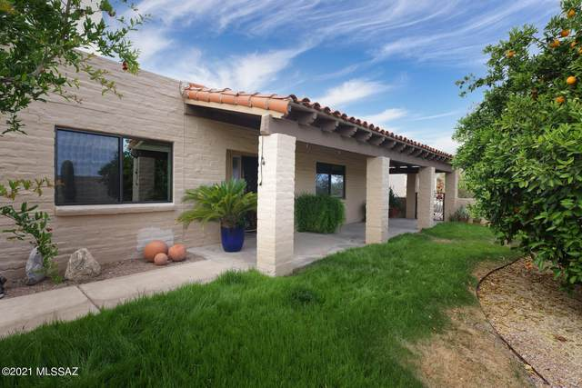5091 N Camino De La Cumbre, Tucson, AZ 85750 (#22109943) :: Tucson Property Executives