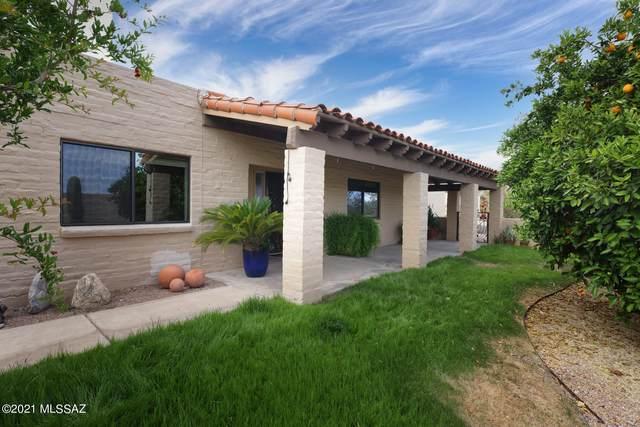 5091 N Camino De La Cumbre, Tucson, AZ 85750 (#22109943) :: Tucson Real Estate Group