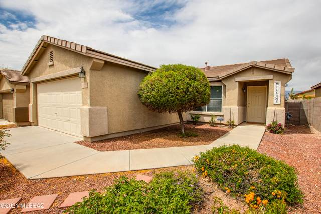 E Address Not Published, Tucson, AZ 85710 (#22109944) :: Tucson Property Executives