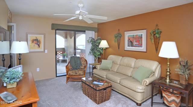 5751 N Kolb Rd #9207, Tucson, AZ 85750 (#22109947) :: Tucson Property Executives