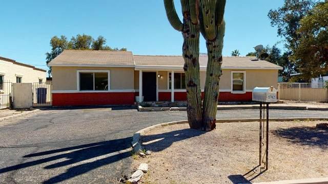 5762 E Helen Street, Tucson, AZ 85712 (#22109948) :: The Local Real Estate Group | Realty Executives