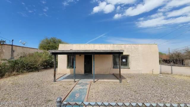 514 W 41St Street, Tucson, AZ 85713 (#22109951) :: Gateway Realty International