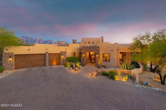 1215 W Weathered Stone Place, Oro Valley, AZ 85755 (#22109959) :: Tucson Real Estate Group