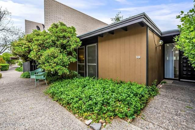 5701 E Glenn Street #18, Tucson, AZ 85712 (MLS #22109962) :: The Property Partners at eXp Realty
