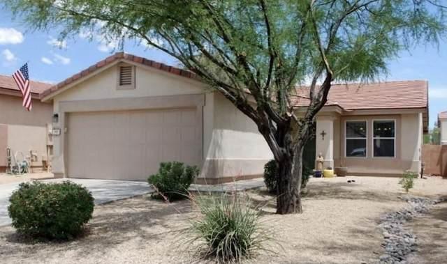 167 E Mountain Alder Street, Sahuarita, AZ 85629 (#22109964) :: The Local Real Estate Group | Realty Executives