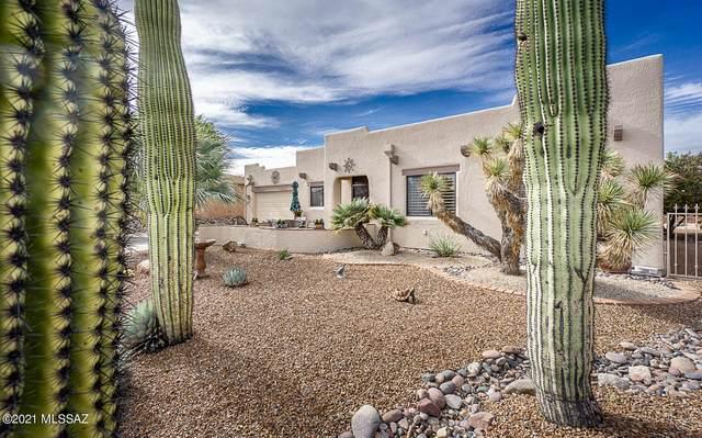 790 W Arbor Ridge Drive, Green Valley, AZ 85614 (#22109966) :: Kino Abrams brokered by Tierra Antigua Realty