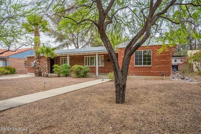 2236 E 8Th Street, Tucson, AZ 85719 (#22109973) :: Kino Abrams brokered by Tierra Antigua Realty