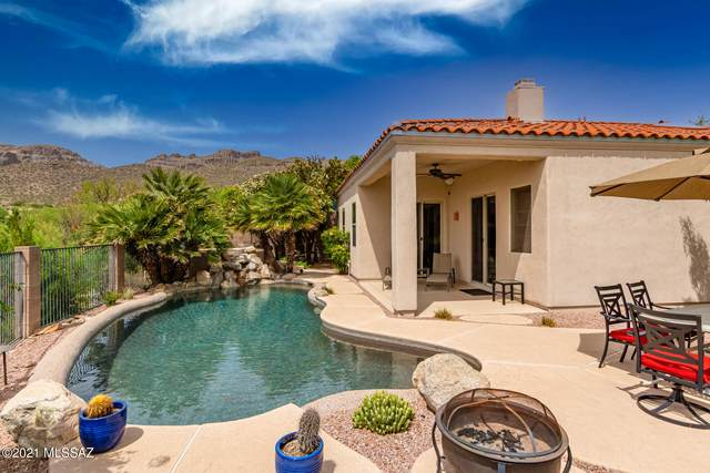 5197 N Sterling Springs Drive, Tucson, AZ 85749 (MLS #22109975) :: The Property Partners at eXp Realty