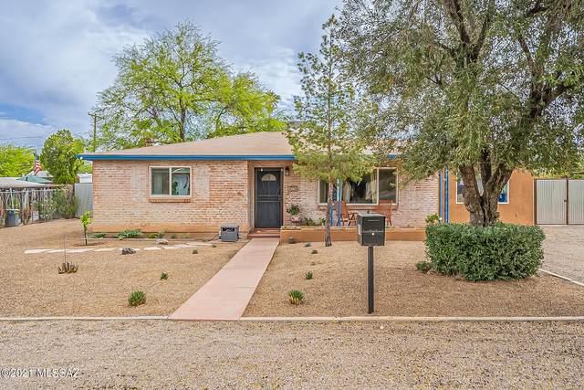 918 N Montezuma Avenue, Tucson, AZ 85711 (#22109979) :: Kino Abrams brokered by Tierra Antigua Realty