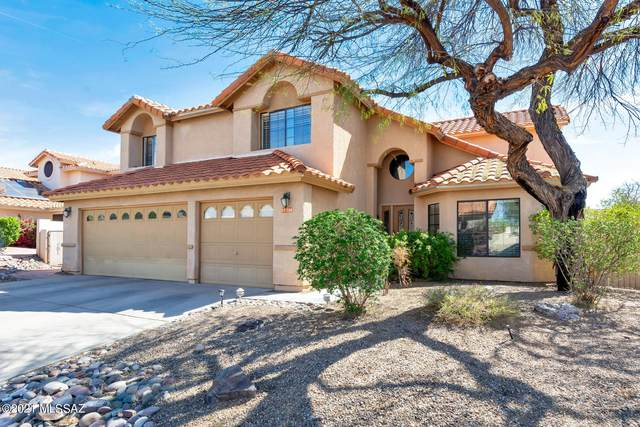 11796 N Dragoon Springs Drive, Oro Valley, AZ 85737 (#22109987) :: Tucson Property Executives