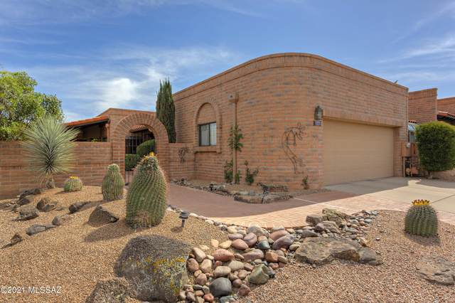1257 W Camino De La Oca, Green Valley, AZ 85622 (#22110002) :: Tucson Property Executives