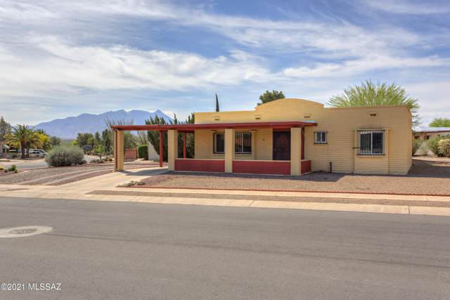 902 S La Bellota, Green Valley, AZ 85614 (#22110012) :: Tucson Property Executives