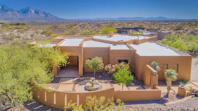 1342 E Placita Meseta Dorada, Oro Valley, AZ 85755 (#22110014) :: Tucson Property Executives