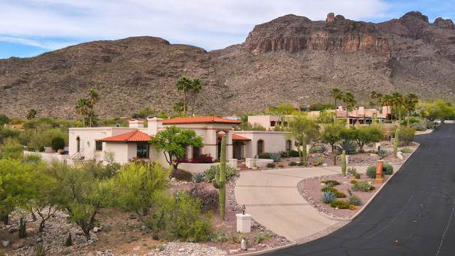 3161 E Crest Shadows Drive, Tucson, AZ 85718 (#22110017) :: Tucson Property Executives