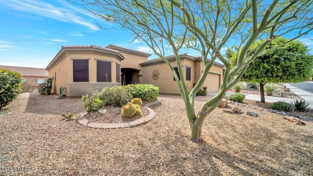 931 W Bosch Drive, Green Valley, AZ 85614 (MLS #22110026) :: The Property Partners at eXp Realty