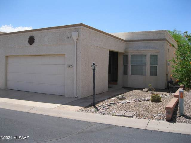 561 W Parkwood Court, Green Valley, AZ 85614 (#22110028) :: Tucson Property Executives