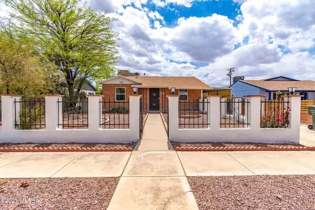 1310 E 13Th Street, Tucson, AZ 85719 (#22110031) :: Tucson Property Executives