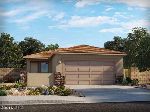 12244 N Fulton Avenue, Marana, AZ 85653 (MLS #22110037) :: The Property Partners at eXp Realty
