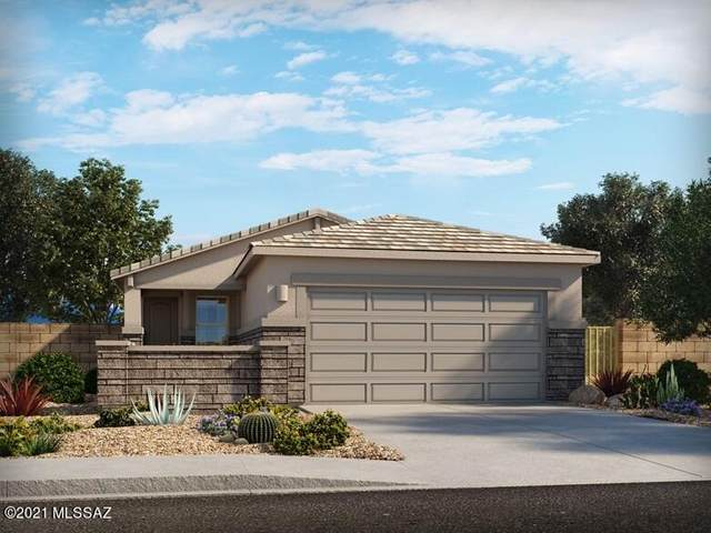 12220 N Fulton Avenue, Marana, AZ 85653 (MLS #22110038) :: The Property Partners at eXp Realty