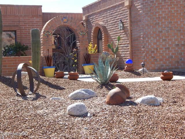 4461 Plaza De Toros, Tucson, AZ 85750 (MLS #22110040) :: The Property Partners at eXp Realty