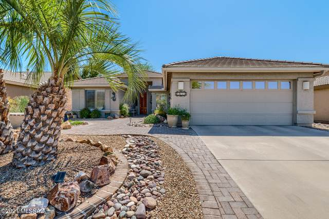 2056 E Desert Fox Drive, Green Valley, AZ 85614 (MLS #22110045) :: The Property Partners at eXp Realty