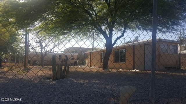 3131 N Castro Avenue, Tucson, AZ 85705 (#22110047) :: Long Realty Company