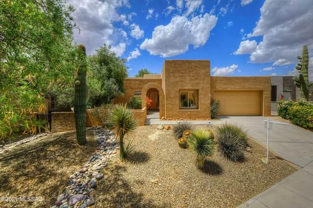 13843 N Maxfli Drive, Oro Valley, AZ 85755 (#22110058) :: Kino Abrams brokered by Tierra Antigua Realty