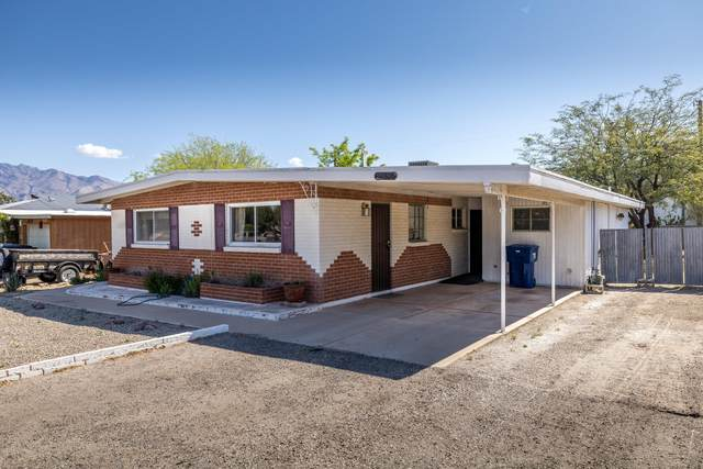 2930 N Venice Avenue, Tucson, AZ 85712 (#22110061) :: Long Realty - The Vallee Gold Team