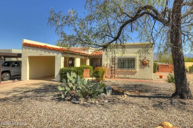 324 N Calle De Las Profetas, Green Valley, AZ 85614 (MLS #22110064) :: The Property Partners at eXp Realty