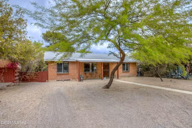 1115 E Waverly Street, Tucson, AZ 85719 (#22110066) :: Luxury Group - Realty Executives Arizona Properties