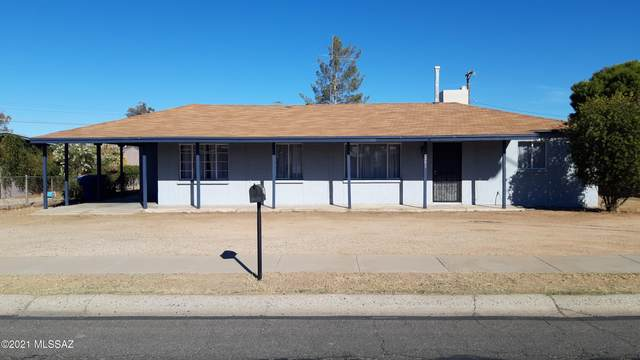 6201 E 29th Street, Tucson, AZ 85711 (#22110071) :: Long Realty - The Vallee Gold Team