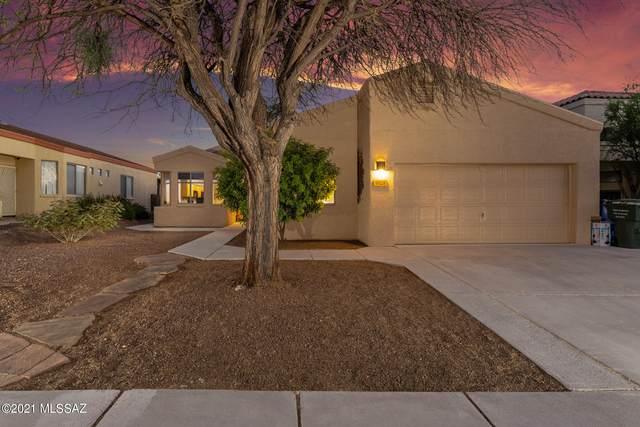 10224 E Calle Estrella Fugaz, Tucson, AZ 85747 (#22110072) :: Long Realty - The Vallee Gold Team