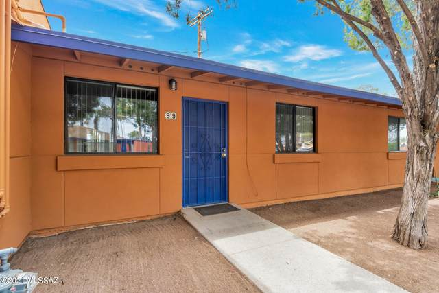 350 N Silverbell Road #99, Tucson, AZ 85745 (#22110082) :: Kino Abrams brokered by Tierra Antigua Realty
