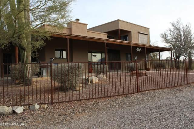 13355 N Como Drive, Tucson, AZ 85755 (MLS #22110087) :: The Luna Team