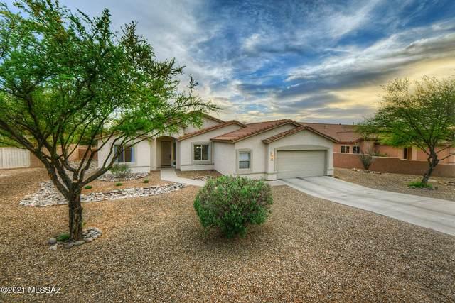 10750 E Placita Guajira, Tucson, AZ 85730 (#22110088) :: Tucson Property Executives