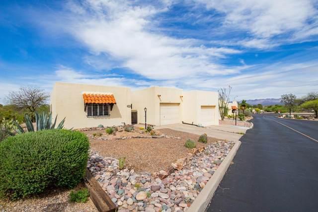518 W Paseo Del Prado, Green Valley, AZ 85614 (MLS #22110095) :: The Property Partners at eXp Realty