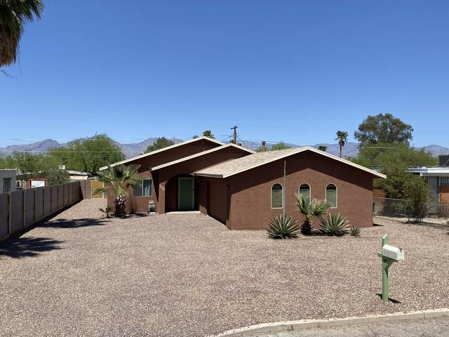 6033 E 21St Street, Tucson, AZ 85711 (#22110101) :: Gateway Realty International