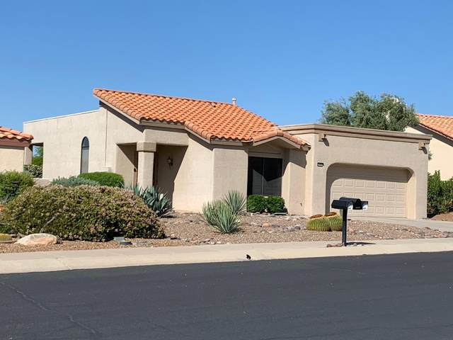 14301 N Chalk Creek Drive, Oro Valley, AZ 85755 (MLS #22110108) :: The Property Partners at eXp Realty