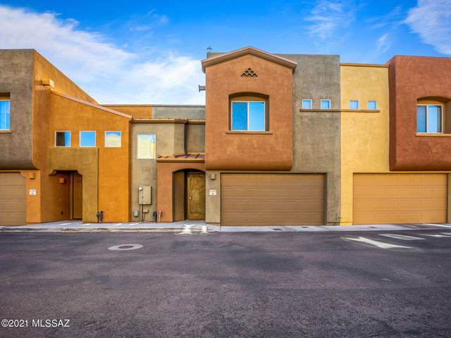 3830 E 3rd Street #1102, Tucson, AZ 85716 (#22110110) :: Tucson Property Executives