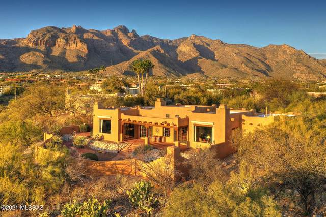 3045 E Manzanita Ridge Place, Tucson, AZ 85718 (#22110112) :: Kino Abrams brokered by Tierra Antigua Realty