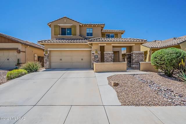 1235 W Montelupo Drive, Oro Valley, AZ 85755 (#22110114) :: Tucson Real Estate Group