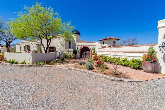22 Avenida Villaescusa, Tubac, AZ 85646 (#22110118) :: Tucson Property Executives