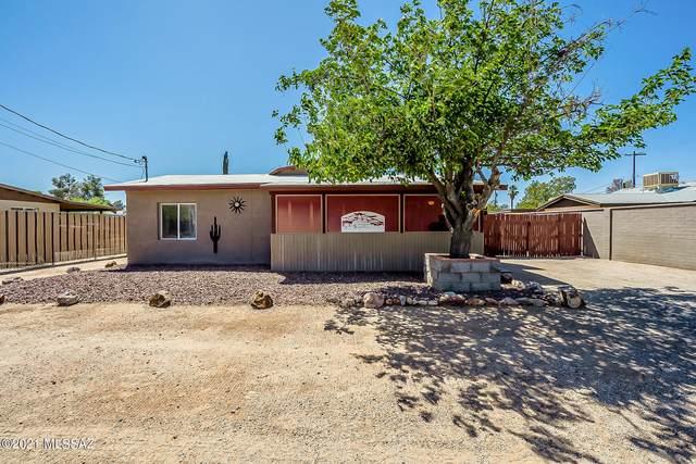 1321 N Sahuara Avenue, Tucson, AZ 85712 (#22110125) :: Long Realty Company