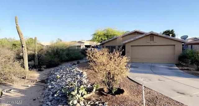 9218 E Placita Arroyo Seco, Tucson, AZ 85710 (MLS #22110128) :: The Property Partners at eXp Realty