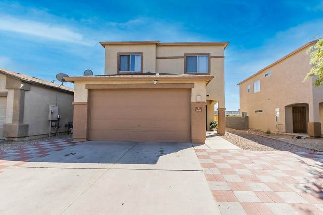 3686 E Drexel Manor Stravenue, Tucson, AZ 85706 (#22110134) :: Tucson Property Executives