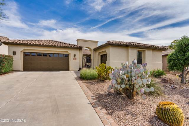 1150 N Desert Deer Pass, Green Valley, AZ 85614 (MLS #22110140) :: The Property Partners at eXp Realty