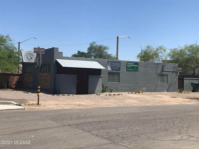 204 E Fort Lowell Road, Tucson, AZ 85705 (#22110154) :: Long Realty Company